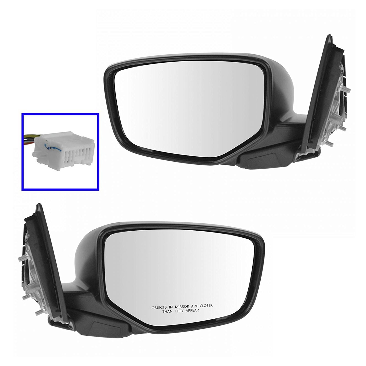 Passenger Side Mirror For Acura TSX 05-08 Paint to Match
