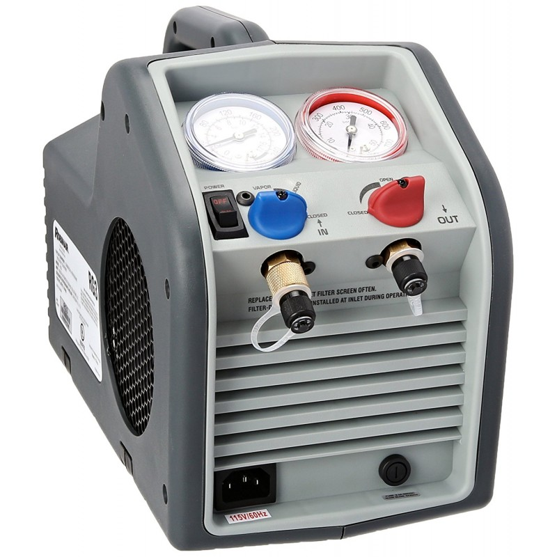 Robinair Ac Machine >> Robinair Rg3 110v Ac 60 Hz Portable Refrigerant Recovery Machine